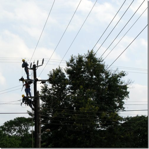 Power Line Upgrades