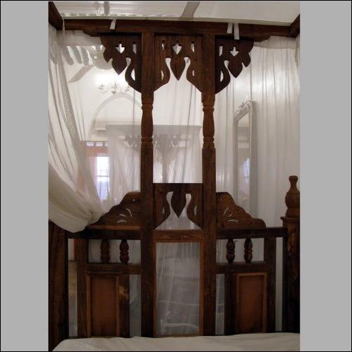 Zanzibari Bed