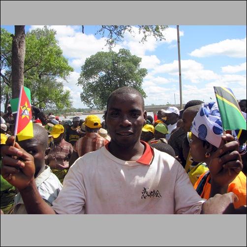 Tanzania-Mozambique Unity