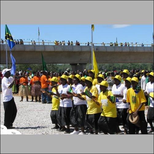 Tanzanian Choir