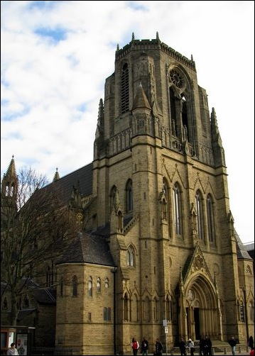 catholic church in England