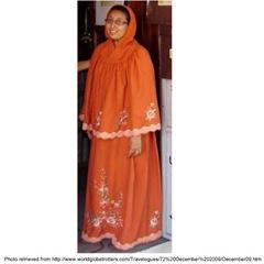 Dawoodi Bohra Woman