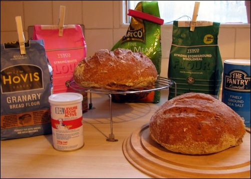 Bread & Ingredients