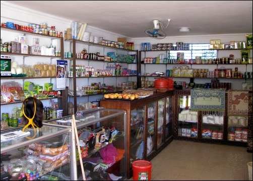 BP Food Shop - Masasi Tanzania