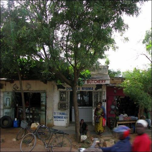 Butcher - Masasi Tanzania