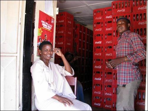 Coke Shop - Masasi Tanzania