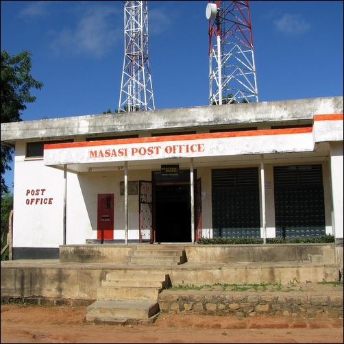 Post Office - Masasi Tanzania