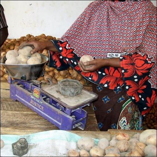 Mama Asma - Masasi Tanzania