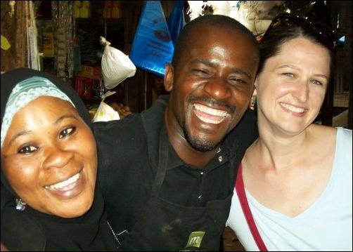 Maarufu & Mama Yake - Masasi Tanzania