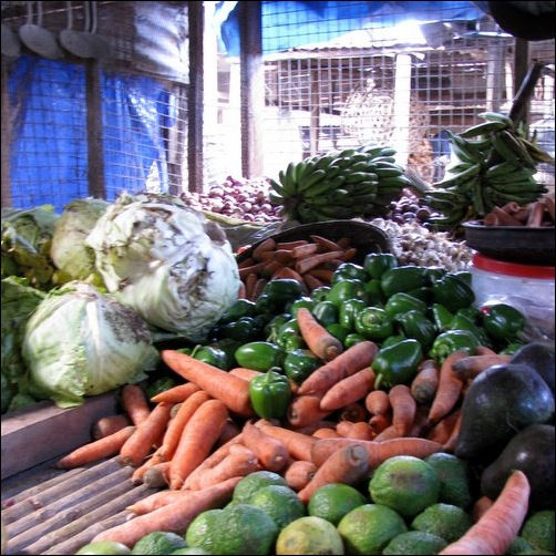Good Luck @ Market - Masasi Tanzania