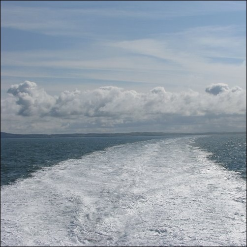 Ferry to Ireland