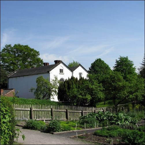 Quarry Bank Mill Apprentice House