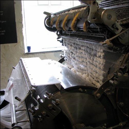 Cotton Processing