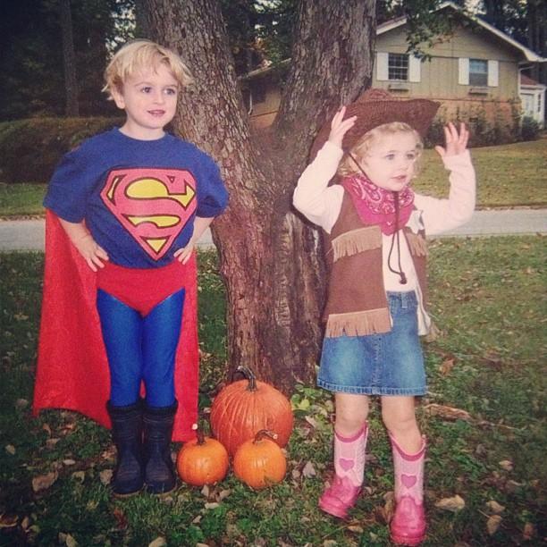 Supermansuit